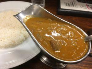 ベンガル:ココナッツチキンカレー