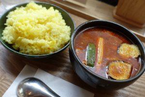 カリガリ 秋葉原:スープカレー