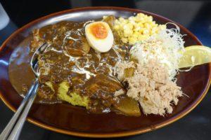 カレーは飲み物。 秋葉原店:黒い肉カレー
