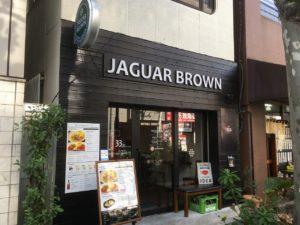 JAGUAR BROWN(ジャガーブラウン):外観