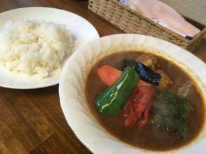スープカレー カムイ