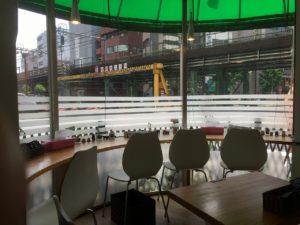 スープカレー カムイ:店内