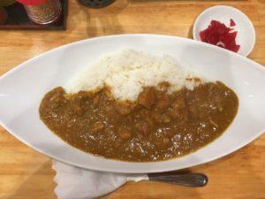 水炊き・鶏白湯 しら川 秋葉原店:しら川本格カレーライス