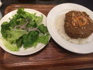 東京カレー屋名店会 アトレ秋葉原:たっぷり野菜のドライカレー