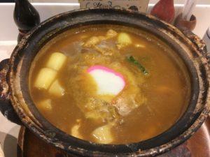 山本屋総本家 神田和泉店:カレーきし麺